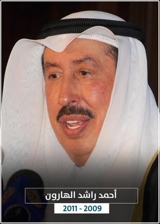 Mr. Ahmed Rashid Al-Haroun