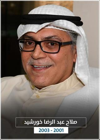 Mr. Salah Abdel-Reda Khorshid